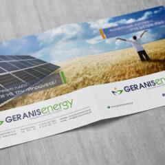 Geranis Energy (Bi-Fold 2012)
